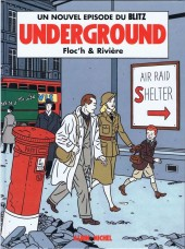Blitz (Rivière/Floc'h) -2- Underground