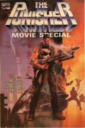 Punisher (One shots, Graphic novels) -OS- The Punisher Movie Special (1990)