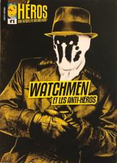 (DOC) Héros, le mook -5- Watchmen et les anti-héros