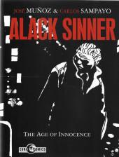 Alack Sinner (en anglais) - The Age of Innocence