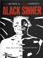 Alack Sinner (en anglais) - The Age of Disenchantment