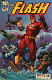 The flash Vol.5-Rebirth (DC comics - 2016) -750VAR- Special issue