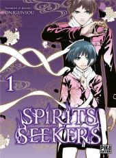 Spirits seekers -1- Tome 1