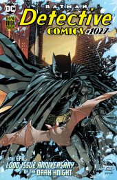 Detective Comics (1937), Période Rebirth (2016) -1027- 1000th anniversary Batman