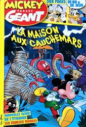 Mickey Parade -379- La maison aux cauchemars