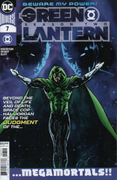 Green Lantern - Season Two (The) (DC Comics - 2019) -7- Ultrawarrior