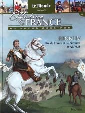 Histoire de France en bande dessinée -23- Henri IV roi de France et de Navarre 1572-1610