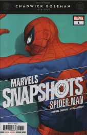 Marvels Snapshots (2020) - Spider-Man: Marvels snapshots - Dutch Angles