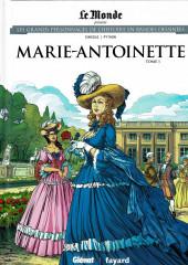 Les grands Personnages de l'Histoire en bandes dessinées -45- Marie-Antoinette, tome 1
