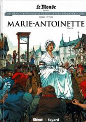Les grands Personnages de l'Histoire en bandes dessinées -46- Marie-Antoinette, tome 2