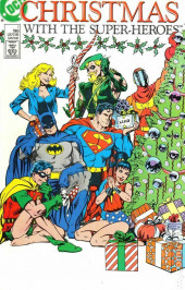 Christmas with the super-heroes (DC comics - 1988) -1- Issue # 1