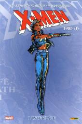 X-Men (L'intégrale) -9a2020- X-Men : L'intégrale 1985 (1)