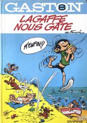 Gaston -8a1979/06- Lagaffe nous gâte