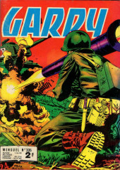 Garry (Impéria) (2e série - 190 à 456) -335- Projectiles humains