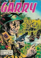 Garry (Impéria) (2e série - 190 à 456) -345- La peur et les larmes