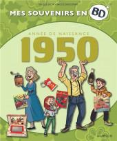 Mes souvenirs en BD -11- Année de naissance 1950