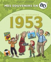 Mes souvenirs en BD -14- Année de naissance 1953