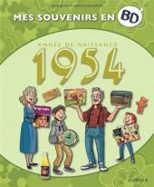 Mes souvenirs en BD -15- Année de naissance 1954