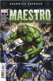 Maestro (Marvel comics - 2020) -2- Symphony in a Gamma Key - Part One: Sonata