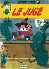 Lucky Luke (Pub et Pastiches) -13Total2- Le juge