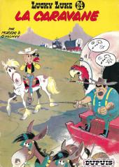 Lucky Luke -24a1983- La caravane