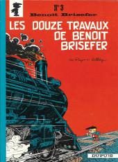 Benoît Brisefer -3a1977- Les douze travaux de Benoît Brisefer