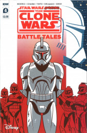 Star Wars Adventures - The Clone Wars - Battle Tales -4- Chapter Four
