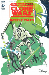 Star Wars Adventures - The Clone Wars - Battle Tales -5- Chapter Five