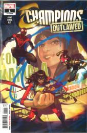Champions Vol.4 (Marvel comics - 2020) -1- Outlawed 1