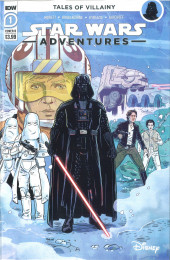 Star Wars Adventures (2020) -1B- The Obstacle Course Part 1