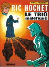 Ric Hochet -21b1981- Le trio maléfique