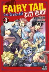Fairy tail - City hero -3- Tome 3