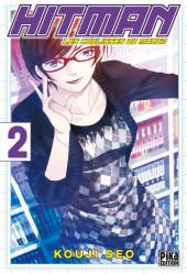 Hitman - Les coulisses du manga -2- Tome 2