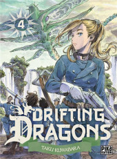 Drifting Dragons -4- Tome 4