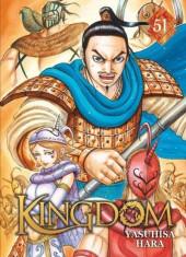 Kingdom -51- Vers une guerre d'usure plus intensive.