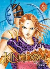 Kingdom -52- 9e jour des hostilités : combat des chefs sur tous les fronts !!