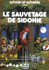 Sylvain et Sylvette -21- Le sauvetage de Sidonie