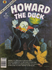Howard the Duck (Marvel comics - 1979) -5- Howard the Duck #5
