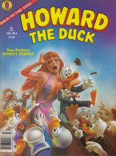 Howard the Duck (Marvel comics - 1979) -6- Howard the Duck #6