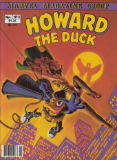 Howard the Duck (Marvel comics - 1979) -8- Howard the Duck #8
