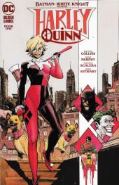 Batman: White Knight presents Harley Quinn (DC Comics - 2020) -1- Book One