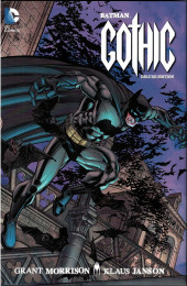 Batman: Legends of the Dark Knight (1989) -INTHC- Batman : Gothic Deluxe Edition