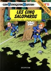 Les tuniques Bleues -21ES- Les Cinq Salopards