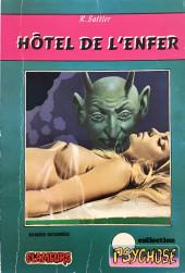 Psychose (Collection) -9- Hôtel de l'Enfer (Clameurs)