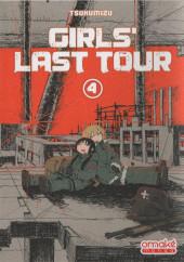Girls' Last Tour -4- Volume 4