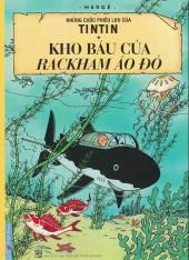 Tintin (en langues étrangères) -12Vietnamien- Kho bau cua rackham aodo