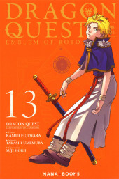 Dragon Quest - Emblem of Roto - Les Héritiers de l'Emblème -13- Tome 13