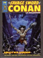 Savage Sword of Conan (The) (puis The Legend of Conan) - La Collection (Hachette) -74- Assaut sur acheron