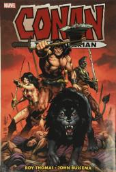 Conan the Barbarian Vol 1 (Marvel - 1970) -OMNI04- Conan The Barbarian: The Original Marvel Years Omnibus Vol. 4
