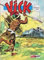 Vick -7- Un whisky pour le gorille !
